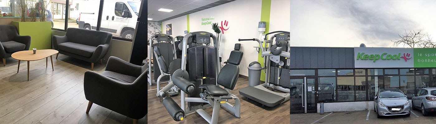 Keep Cool Mantes-la-Ville – Club de sport et de fitness